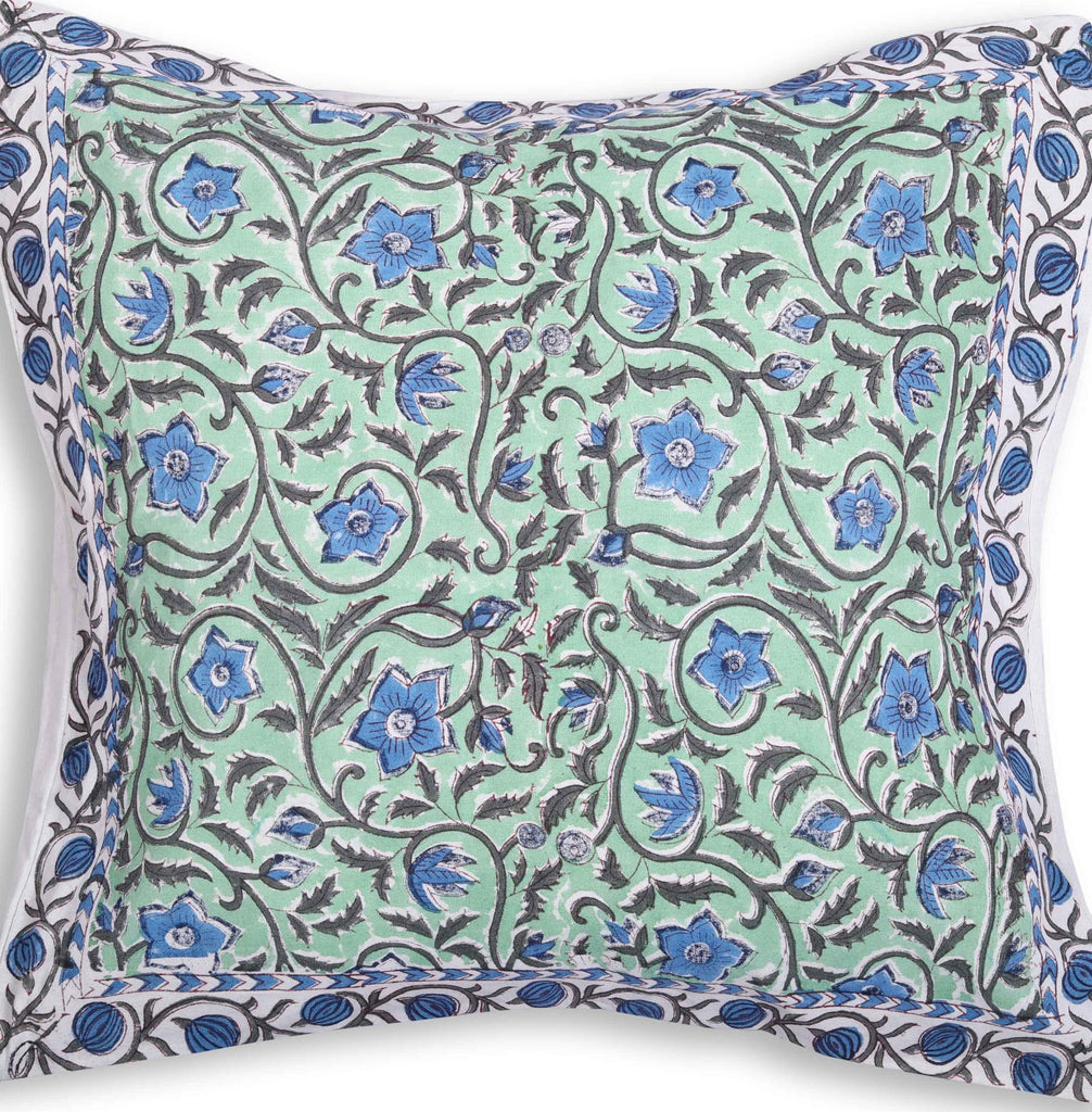 Witching Season – Block Print Cushion Cover