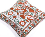 California Sunshine – Block Print Cushion Cover