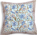 Divine Astronomy – Block Print Cushion Cover