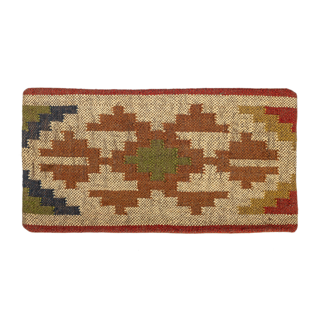 The Haze - Lumbar Kilim Pillowcase