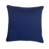 The Indigo Stunner - Kantha Cushion Cover