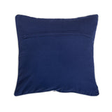 The Indigo Explosive - Kantha Cushion Cover