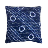 The Indigo Sensation - Kantha Cushion Cover