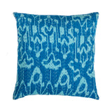 The Azure Exuberance - Kantha Cushion Cover