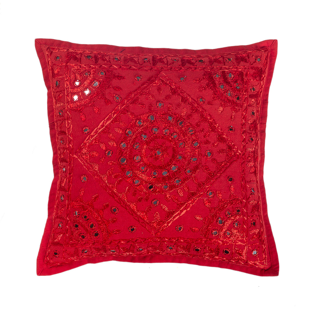 Interim Hallucination - Mirror Work Cushion Cover