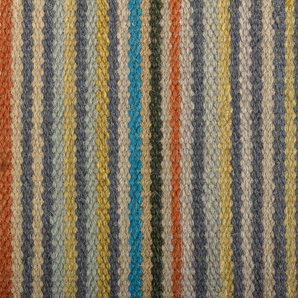 The Kaleidoscope Kilim Wool Carpet