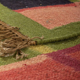 The Playful Pandora Kilim Wool Carpet