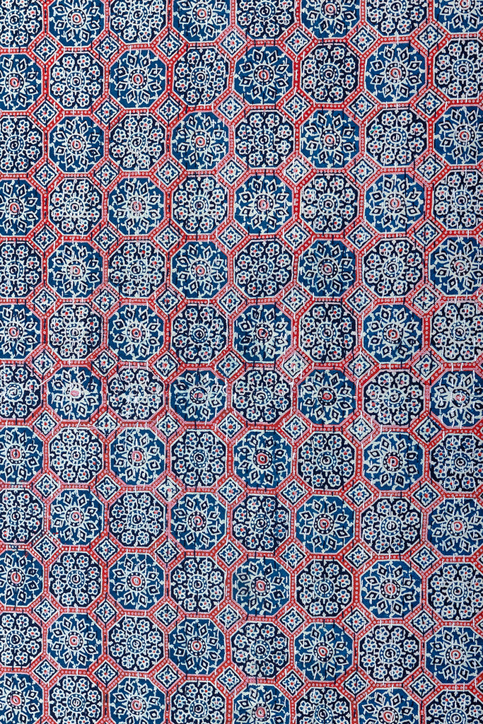 The Rockwell - Kantha Quilt