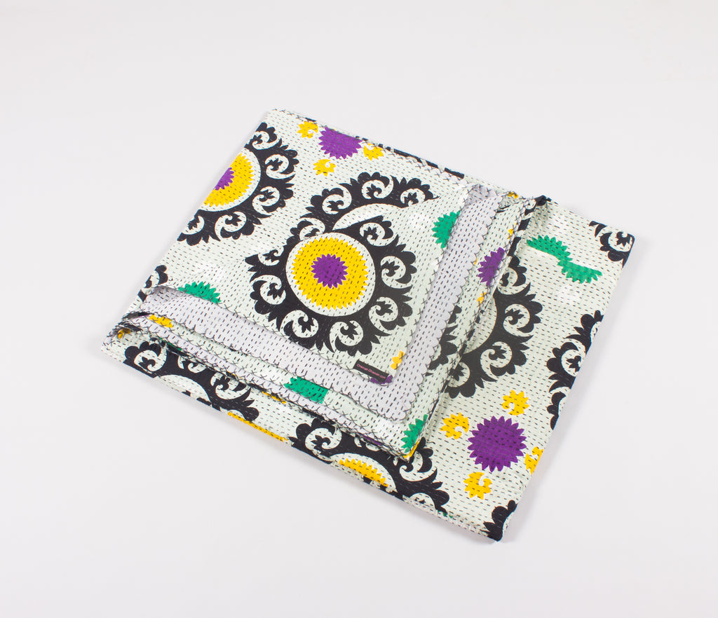 The Epiphany - Kantha Quilt