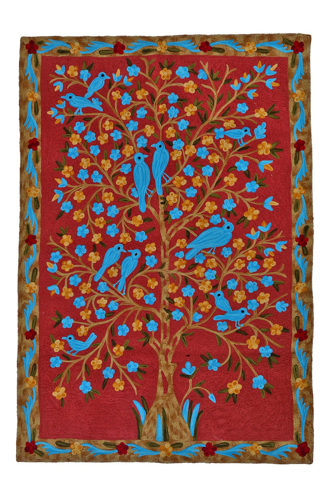 The Tree of Life Rug Tapestry