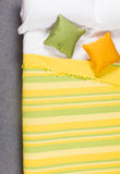 Chiffon Canary - Handloom Cotton Blanket