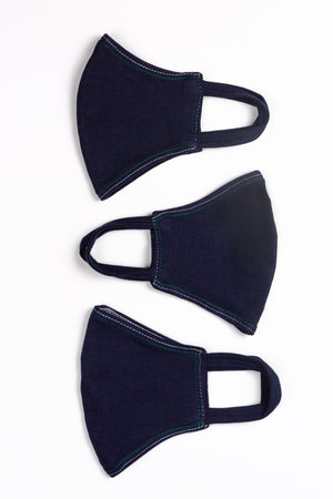 Navy Blue PLV Mask