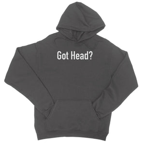 Al Snow Got Head? College Hoodie