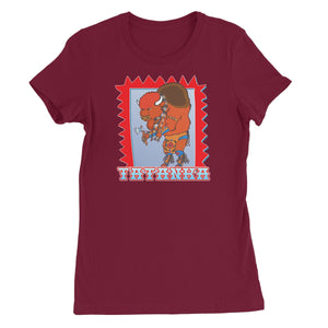Tatanka Buffalo Women's Short Sleeve T-Shirt