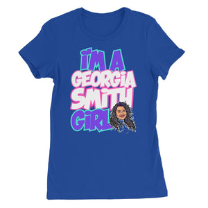I'm A Georgia Smith Girl Women's Short Sleeve T-Shirt