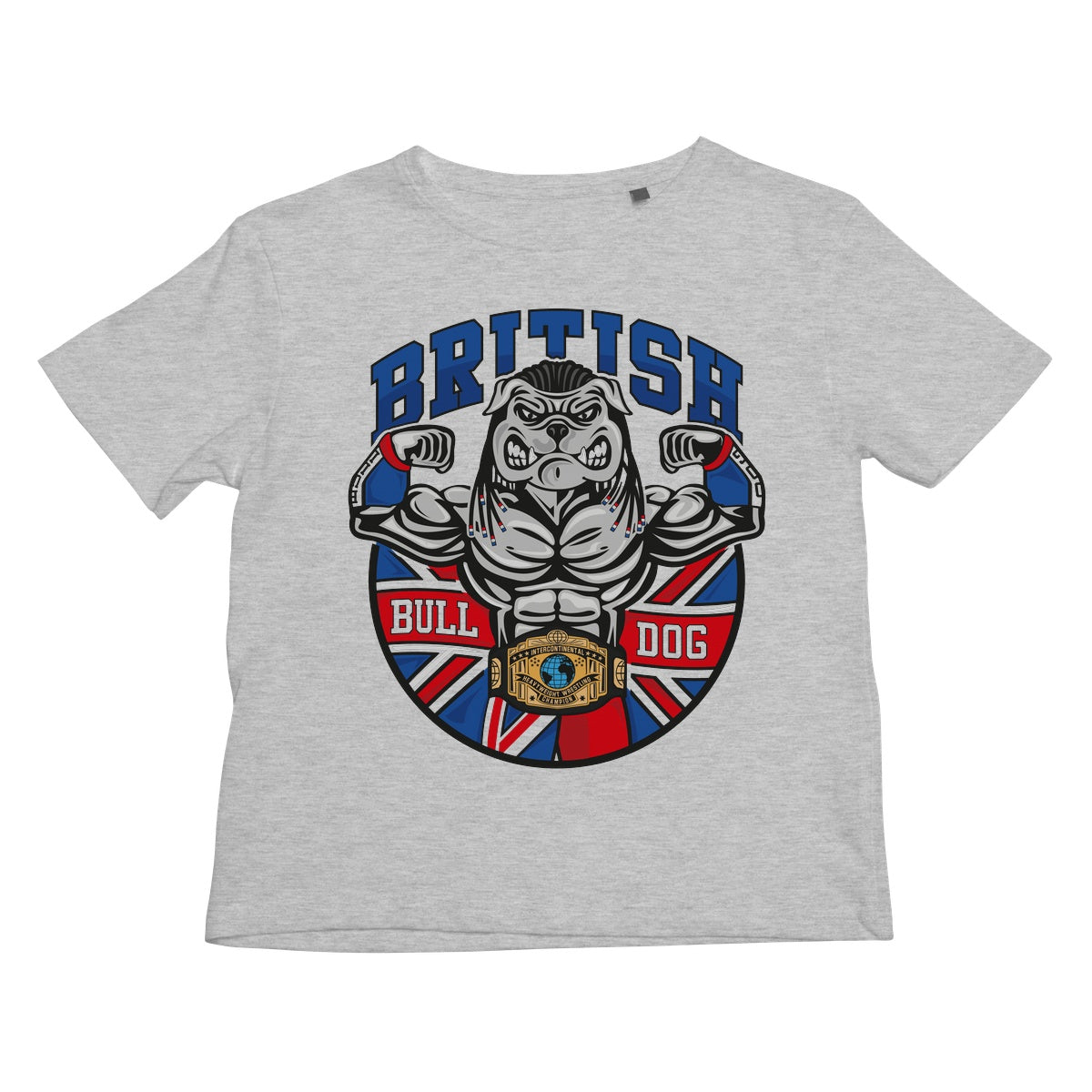 British Bulldog Matilda Kids Retail T-Shirt