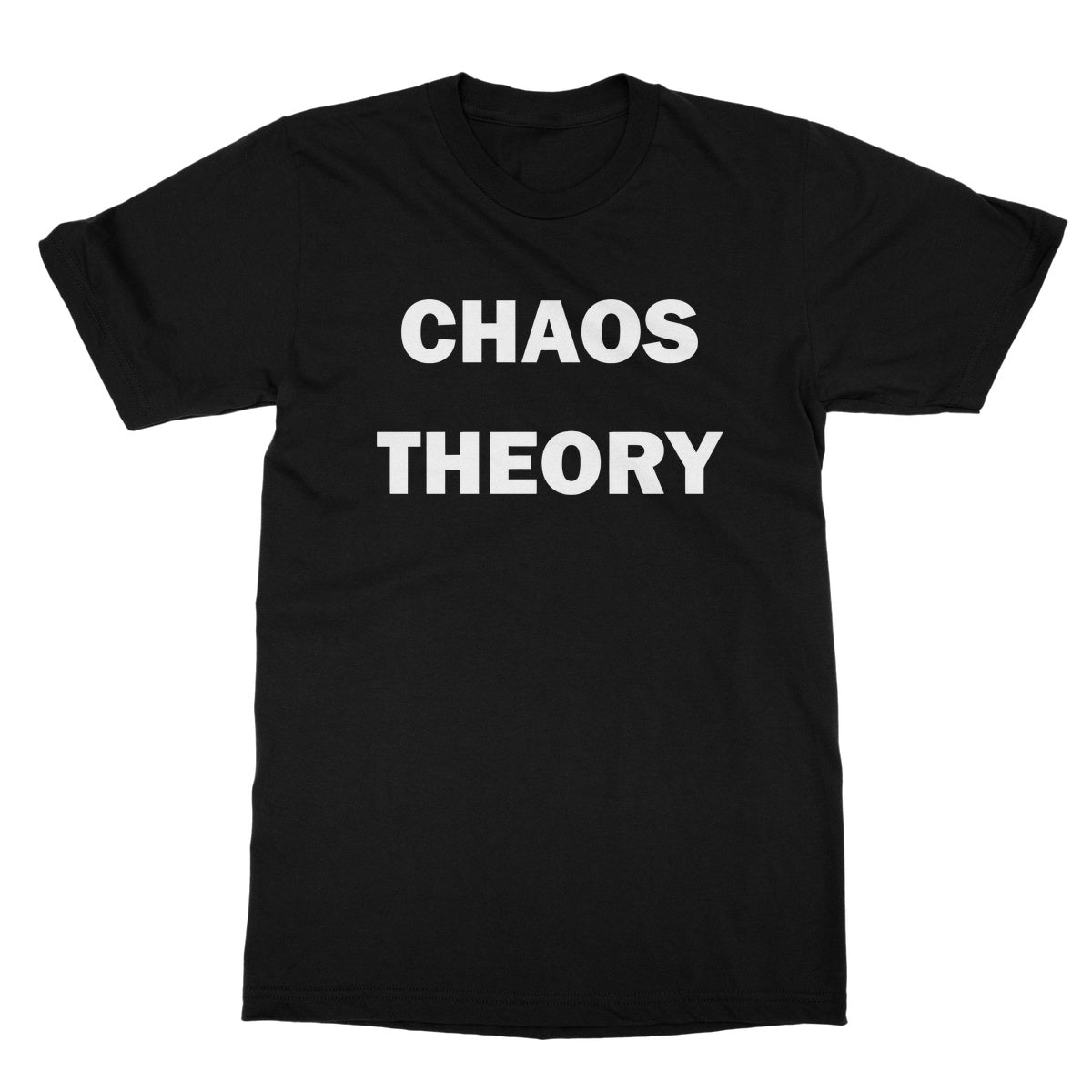Doug Williams CHAOS THEORY Softstyle T-Shirt