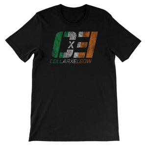 CxE Ireland Logo Unisex Short Sleeve T-Shirt