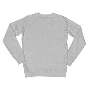 Wrestling Travel UK Logo Crew Neck Sweatshirt