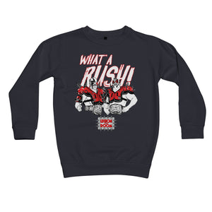 Legion Of Doom Tag Champs Kids Sweatshirt