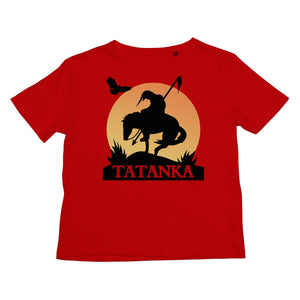Tatanka End Of The Trail Kids T-Shirt