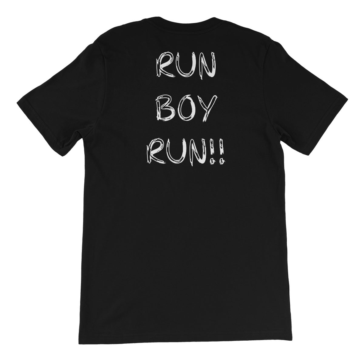 QPW - Big Mad RUN Unisex Short Sleeve T-Shirt
