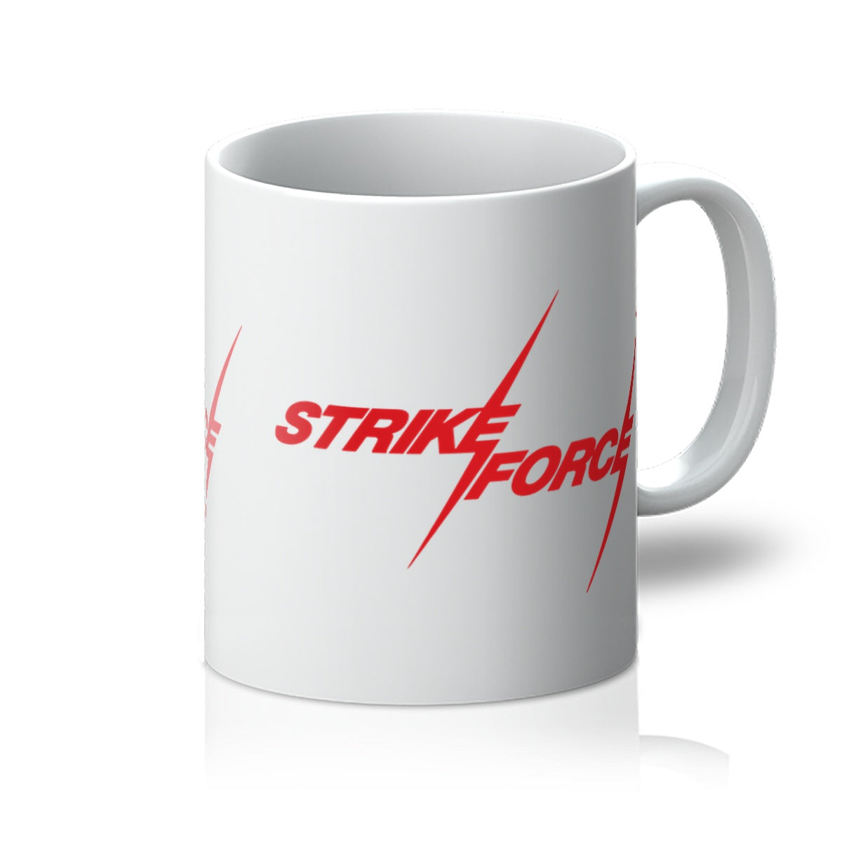 Strike Force Logo Mug