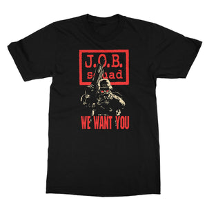 Al Snow JOB Squad WE NEED YOU Softstyle T-Shirt