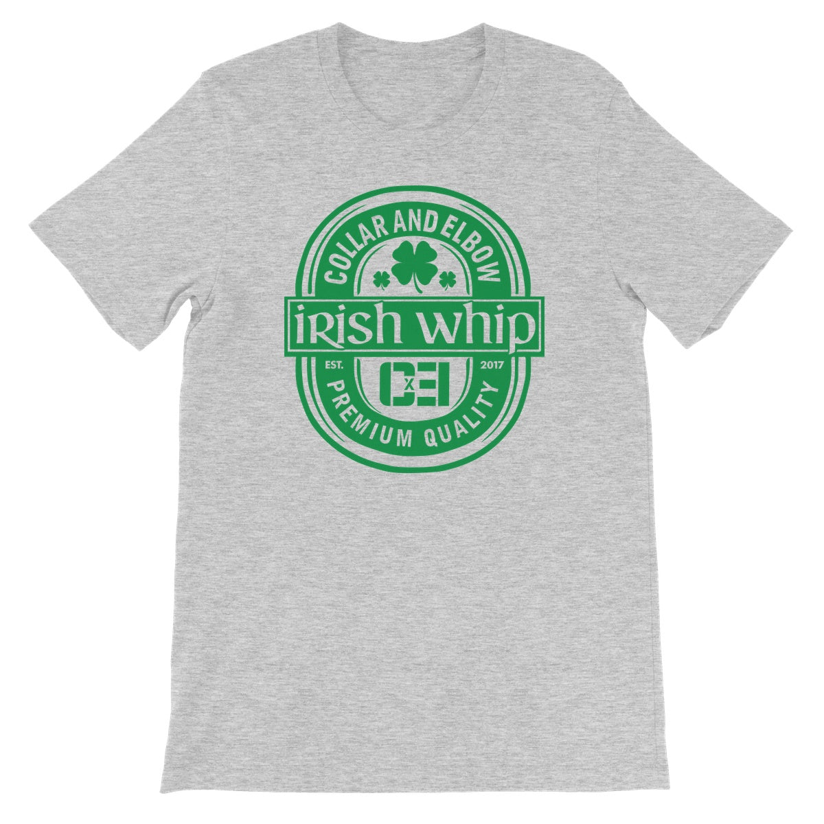 CxE Irish Whip Unisex Short Sleeve T-Shirt