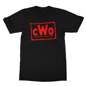 Doc Gallows Cocktorturer World Order  Softstyle T-Shirt