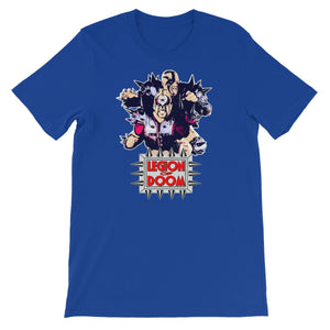 Legion Of Doom Unisex Short Sleeve T-Shirt