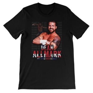 Dean Allmark UK Unisex Short Sleeve T-Shirt