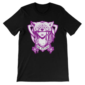 TNT Extreme Wrestling She Wolves Unisex Short Sleeve T-Shirt