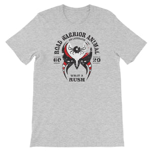 "Legion Of Doom - Joe ""Animal"" Lauranitis Tribute T-Shirt Unisex Short Sleeve T-Shirt"