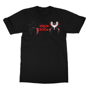 Legion Of Doom Battle Paint Softstyle T-Shirt