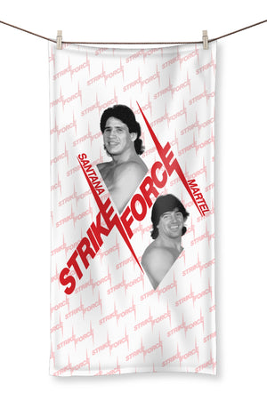 Strike Force Vintage  Towel