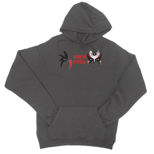 Legion Of Doom Battle Paint College Hoodie