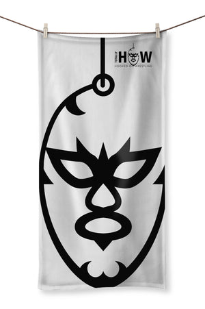 H.O.W Totally Hooked Towel