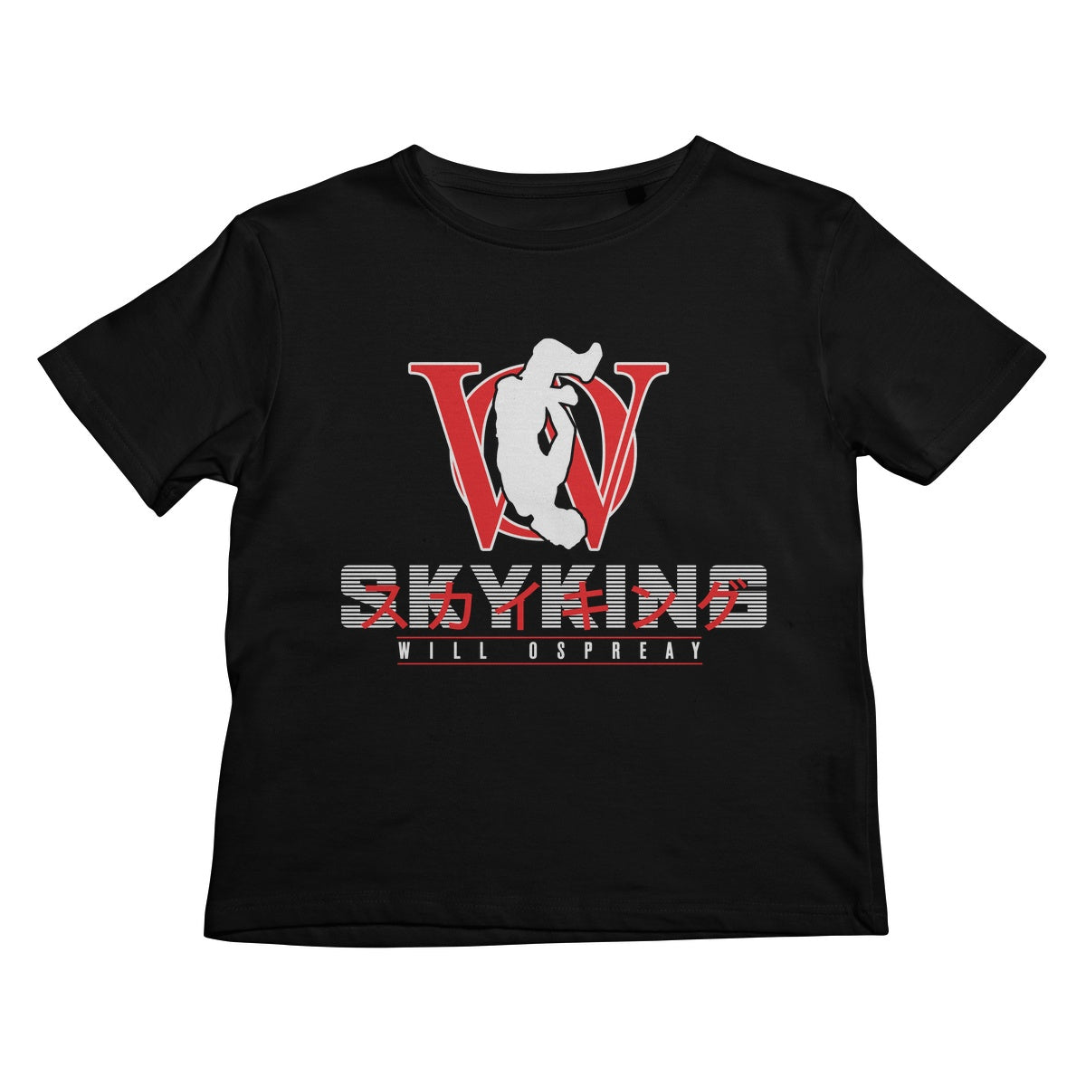 Will Ospreay SkyKing Kids T-Shirt