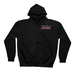 Dean Allmark Not A Mark! Retail Zip Hoodie