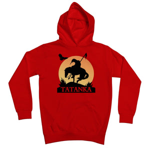 Tatanka End Of The Trail Kids Hoodie