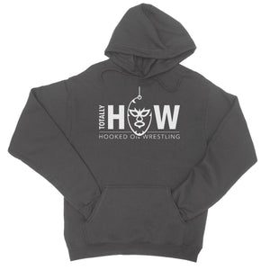 H.O.W Totally Hooked College Hoodie