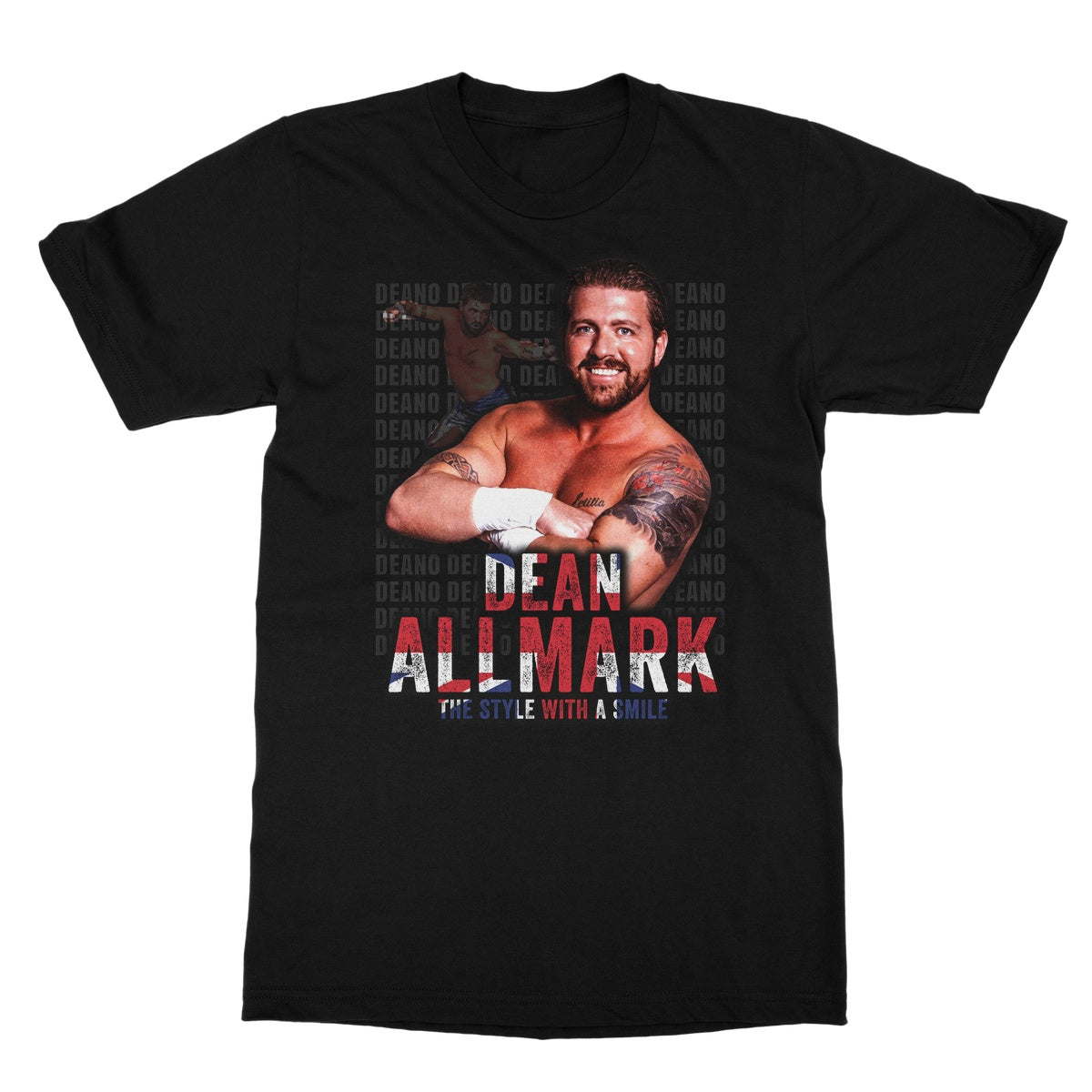 Dean Allmark UK Softstyle T-Shirt