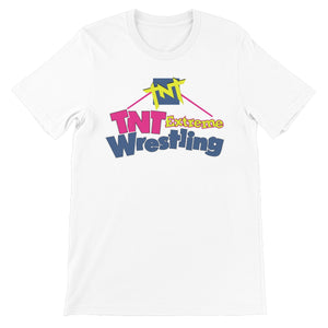 TNT Extreme Wrestling HOUSE Unisex Short Sleeve T-Shirt