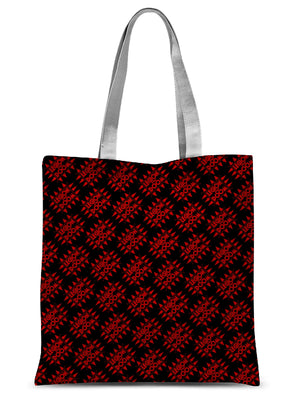 Legion Of Doom Sublimation Tote Bag