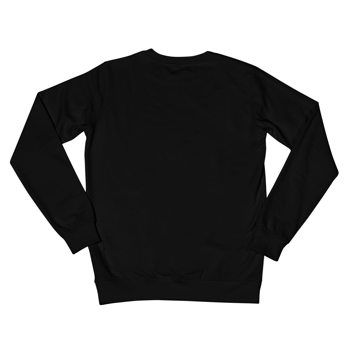 GRAPS White Crew Neck Sweatshirt