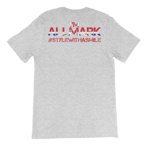 Dean Allmark Not A Mark! Unisex Short Sleeve T-Shirt