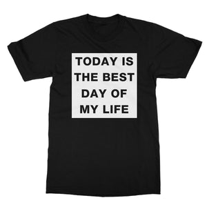 CxE Best Day Softstyle T-Shirt