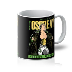 Will Ospreay Commonwealth Kingpin Mug