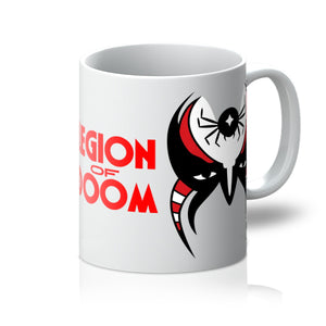 Legion Of Doom Battle Paint Mug